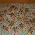 Jestem bogaty :D #pieniądze #banknoty #gotówka