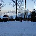 Boże Narodzenie 2007 w Zębie k. Zakopanego #ząb #tatry