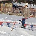 Boże Narodzenie 2007 w Zębie k. Zakopanego #magda #ząb #narty