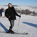 Boże Narodzenie 2007 w Zębie k. Zakopanego #wilczy #ząb #narty