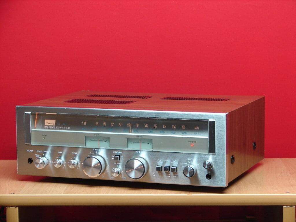Sansui G-401 / G-4500 | Audiokarma Home Audio Stereo ...