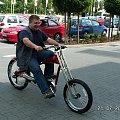Ja na fajnym rowerze :D Grzebanie w starych zdjęciach ;-) #rower #NietypowyRower #jazda