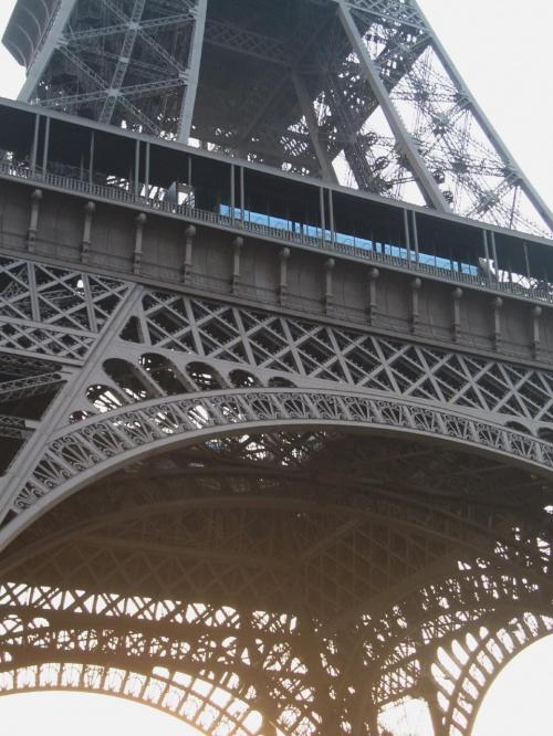 Paryż 2008 #Paryż #most #Sekwana #pomnik #plac #WieżaEiffla #barka #Trocadero #PolaElizejskie #PolaMarsowe #moda #metro