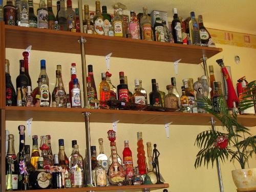 ... część mojej kolekcji ... #alkohole #dom #kolekcja #hobby