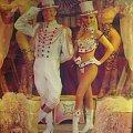 kabaret #MoulinRouge #CmentarzMontmartre #kabaret #seks