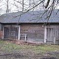 Nowokornino - W tej stodole kidyś trzymałem sianko dla koników i krówek #nowokornino #NoweKornino #wieś #stodoła #smutek #gospodarstwo #podlasie