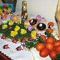 Wielkanoc 2008 #jajka #koszyczek #kosciol