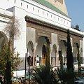 Instytut Muzułmański Paryż #Paryż #Meczet #Sekwana #zwiedzanie #Sorbona #kawiarnie