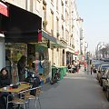 Paryż w przerwie między wykładami #Paryż #Meczet #Sekwana #zwiedzanie #Sorbona #kawiarnie