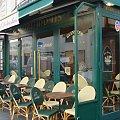 Paryż, Luxemburg, kawiarenki czekają na studentów #Paryż #Luxembur #parki #Sorbona #studenci #Sekwana