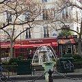 Paryż, Luxemburg #Paryż #Luxembur #parki #Sorbona #studenci #Sekwana