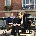 Paryż ostatnie powtórki materiałów #Paryż #Luxembur #parki #Sorbona #studenci #Sekwana