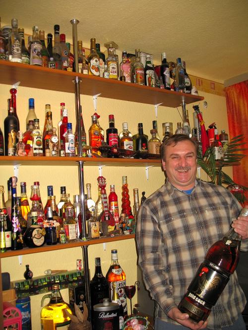 ... security... #alkohole #dom #kolekcja #hobby #rodzina