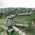 Z Markowych Szczawin przez Mędralową do Korbielowa #góry #Beskidy #Żywiecki #urlop #wędrówki #widoki #schroniska #krzyże