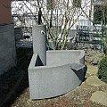 Kaskada naro�nikowa, beton ozd...