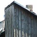 w Skale #drewno #deski #dach