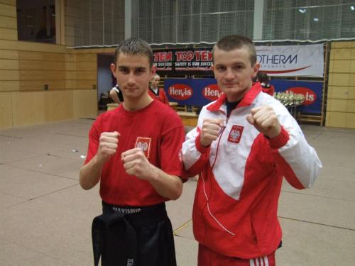 Trener Kadry Polski - Piotr Siegoczyński oraz Rafał Karcz