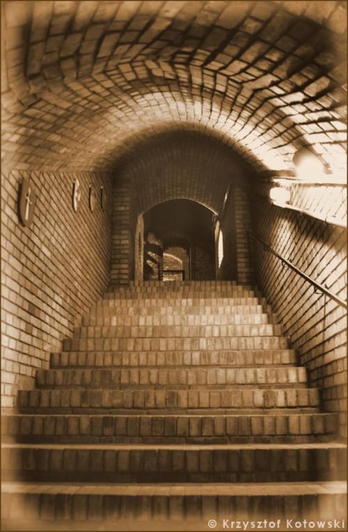 Zdjęcia z cyklu -fotografia wnętrz #Rzeszów #podziemia #korytarz #korytarze #schody