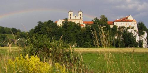 Opactwo Benedyktynów w Tyńcu. #klasztor #Tyniec