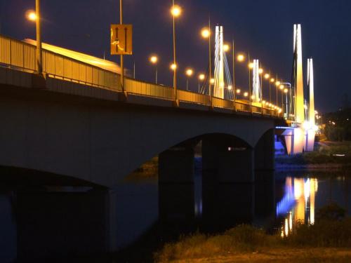 Mollenijny #most #miasto #wieczór