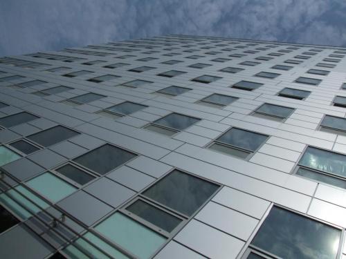 Kolor nieba #architektura #miasto