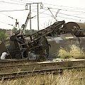 """""""Wykolejeniec"""" #kolej #wagony #PKP #katastrofa"""