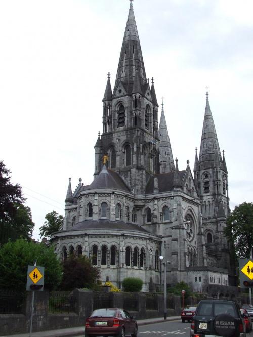 Katedra w Cork-Irlandia