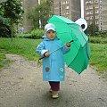 Maja w Mielnie nad morzem #maja #parasol