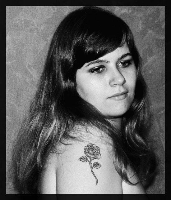 Dziewczyna z tatuazem:) #franziska #ludzie #nastolatki #portrety #tatuaze #twarze