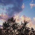 letni wieczor #wieczor #lato #zachod