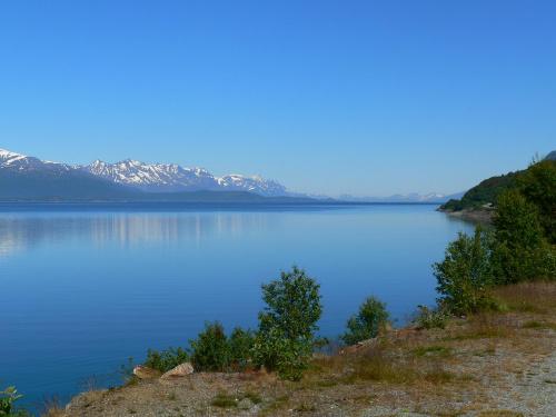 Lyngenfjorden - Dla Tej, która sie w nim zakochała.