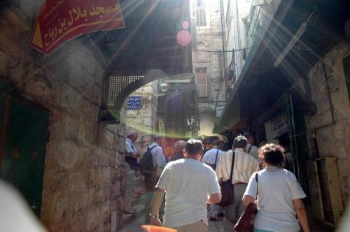 JEROZOLIMA-Droga Krzyżowa ulicami miasta #ZIEMIAŚWIĘTA