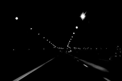 droga w nieznane .... odjazd