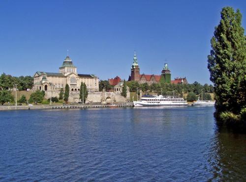 Szczecin. Gdyby nie było Krakowa, to właśnie tam chciałabym żyć :) #Szczecin