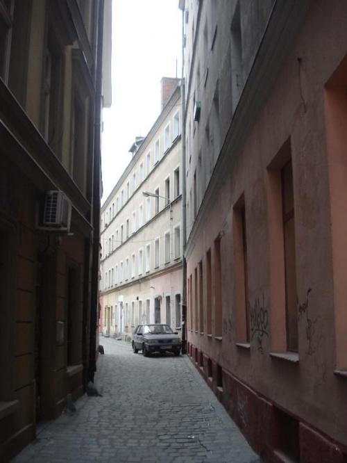 Wrocław Garbary 12.2008