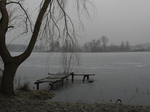 coś drgnęło (w dodawaniu) :) #jezioro
