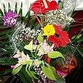bukiet urodzinowy #bukiet #kwiaty