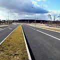 Nowa obwodnica-jeszcze nie skończona #droga #trasa #obwodnica #nowa