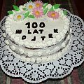 Tort wiosenno-urodzinowy na bazie spirytusu ! - serdecznie ZAPRASZAM ! - #zyczenia