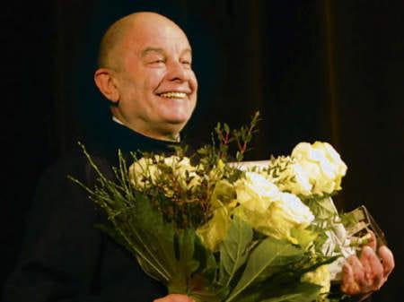 Lalkarz Mieczysław Dyrda dostał Srebrny Pierścień