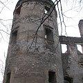 ruiny zamku Świny #Świny #zamek #ruiny