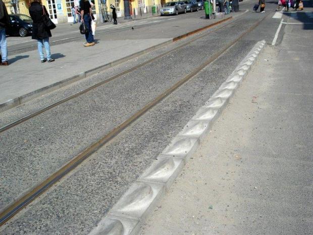 #bidapeszt #tramwaje