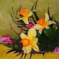 WESOŁYCH ŚWIĄT !!! #kwiaty #bukiet #wiosna #święta #życzenia