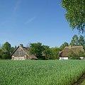 #chata #wieś #skansen #Sierpc #natura #przyroda #dom #majówka #maj