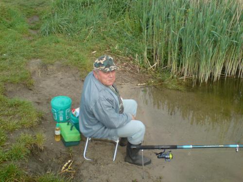 Kaziu #ryby #wędkarstwo #baszta #Buk #Niepruszewo