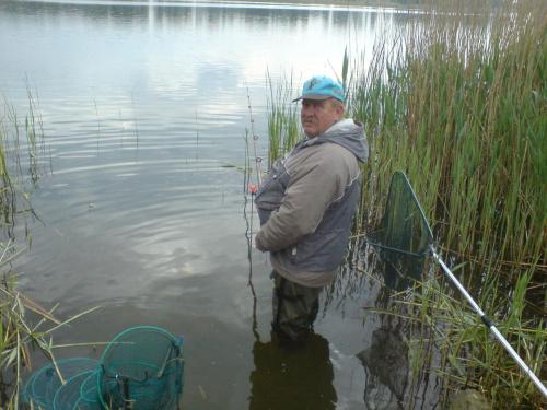 Roman #ryby #wędkarstwo #baszta #Buk #Niepruszewo