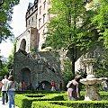 Książ- tarasy #zamek #Książ