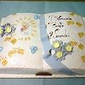 #Komunia #tort #winigrona #książka