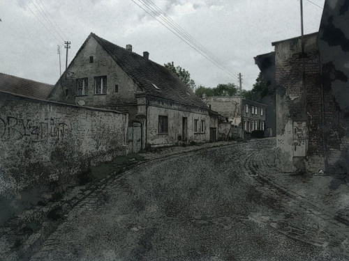 uliczka Tylna #PsiePole #miasto #Wrocław