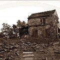 dla zwolenników sepii :) #rudera #ruina #budynek #szopa